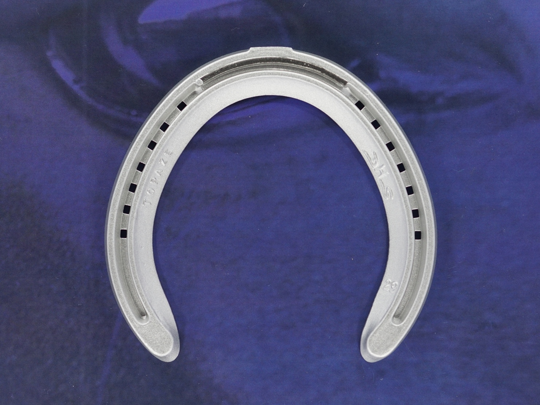 fer à cheval aluminium Topaze TP