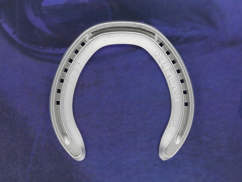 fer à cheval aluminium Topaze TP2Pa