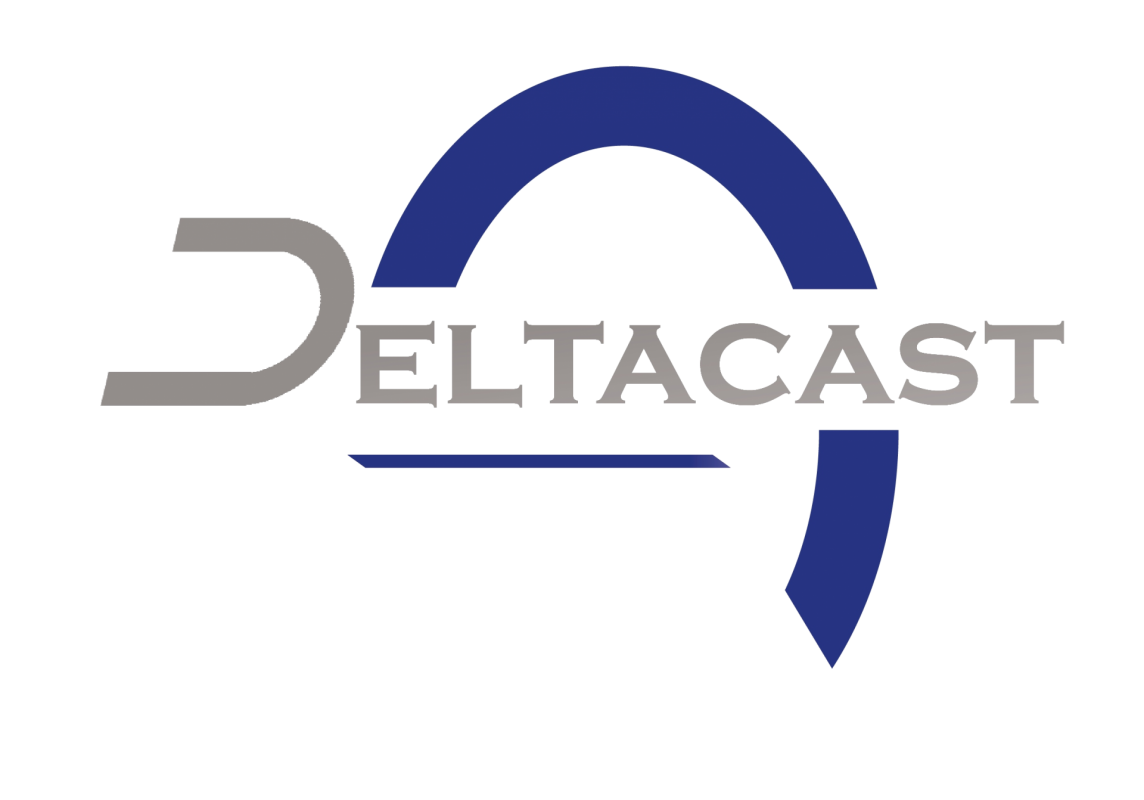 Logo deltacast 2020 officiel