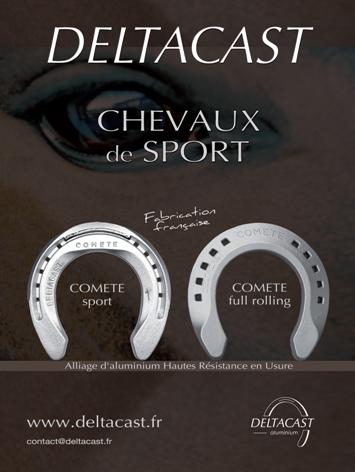Poster chevaux de sport 2014