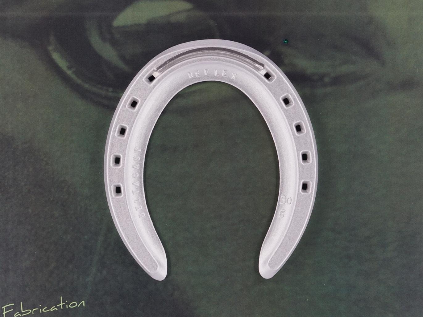 fer à cheval aluminium Reflex a