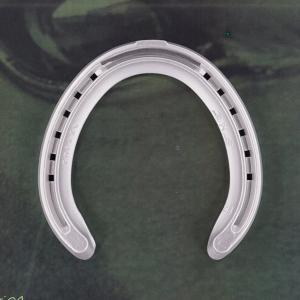 fer a cheval aluminium orthopedique compense Topaze TCa